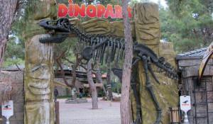 Экскурсия в Динопарк