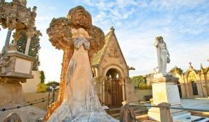 Кладбище эпохи модернизма