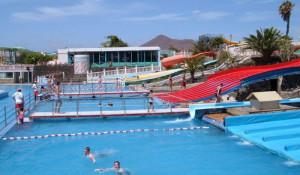 Аквапарк в Коста Тегисе