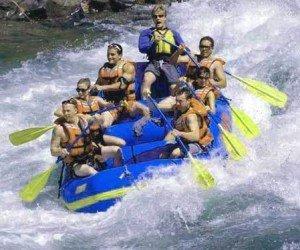 Рафтинг на острове Пхукет
