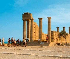 Линдос - сокровище древности