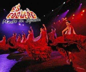 """Шоу-представление фламенко """"Es Foguero"""""""
