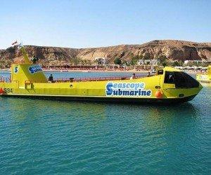 Лодка с прозрачным дном