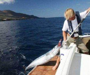 Рыбалка в Чёрном море