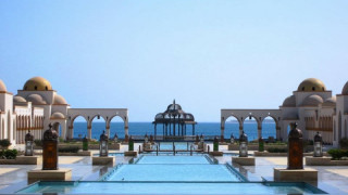 Бассейны в одном из отелей Сахл-Хашиша