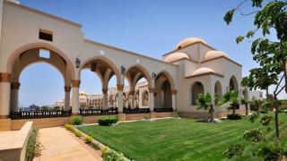Зеленая территория отелей в Сахл-Хашиш
