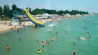 Пляж и развлечения на море