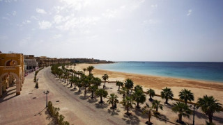 Пляжная полоса в Сахл-Хашише