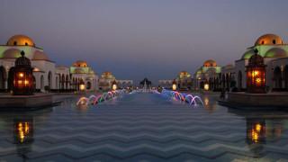 Цветные фонтанты Сахл-Хашиша