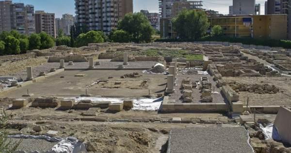Археологические раскопки древнего поселения Lucentum (Tossal de Manises)