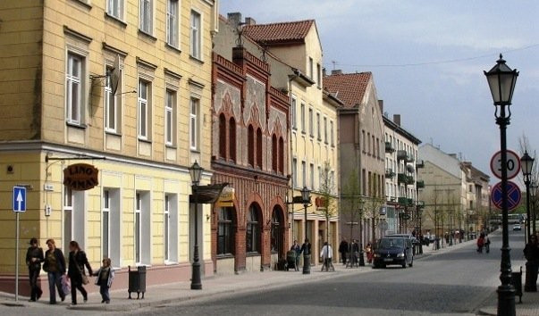 Старый город Клайпеды