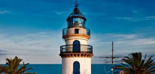 Маяк Faro de Calella