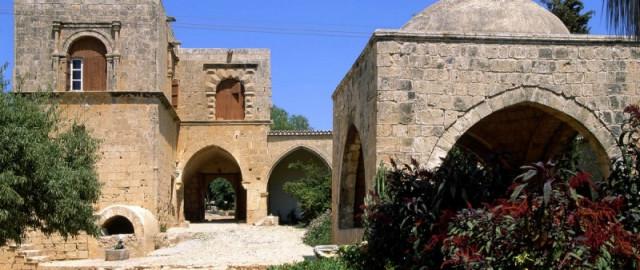Монастырь Айя-Напа
