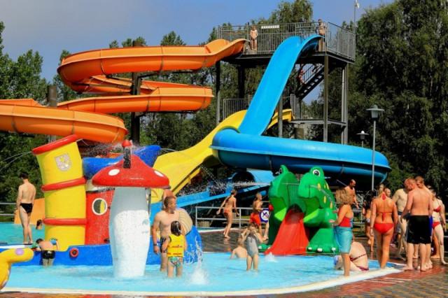 Пляжный аквапарк «Ventspils»