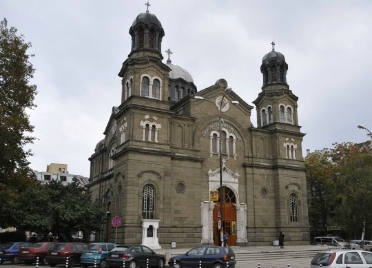 Церковь Святых Кирилла и Мефодия
