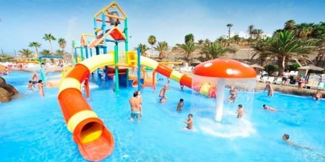 Аквапарк «Aqualand»