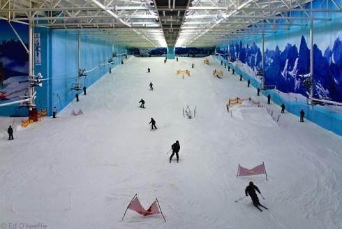 Snow Arena в Друскининкае