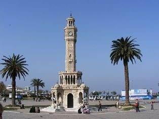 Площадь Конак и Часовая башня