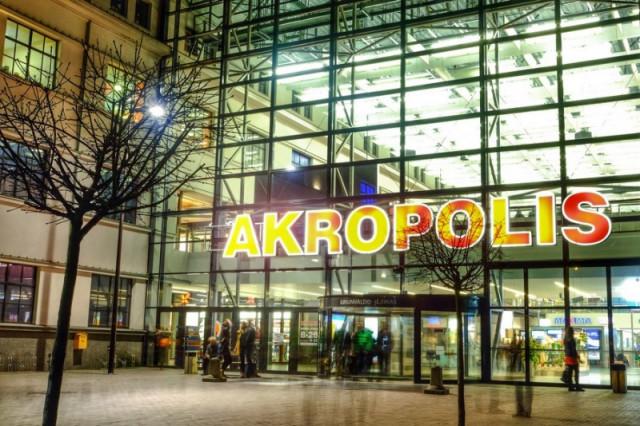 Торговый центр «Акрополис» в Каунасе