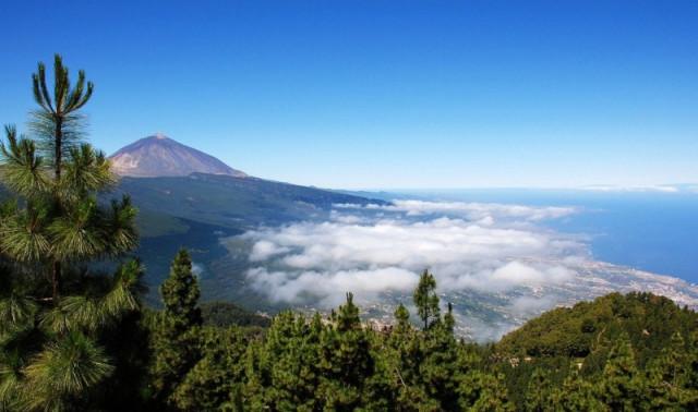 Вулкан Тейде и национальный парк