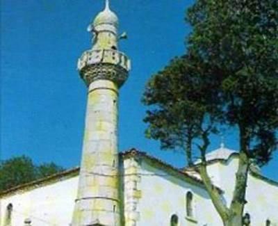 Мечеть Джезайирли