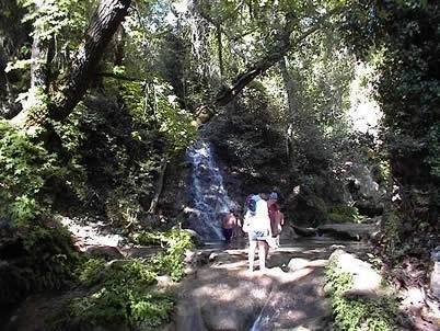 Водопад Согут и пещеры Караджаин