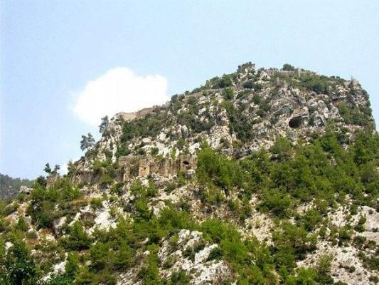 Караван – сарай Аларахан и крепость Алара