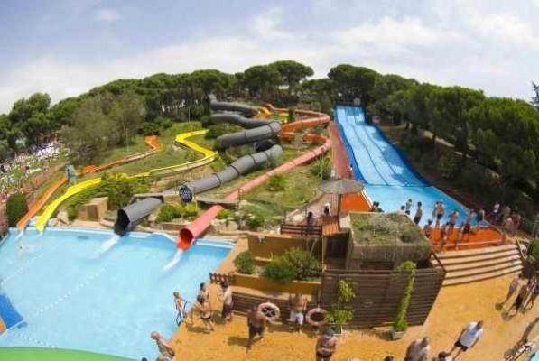 Аквапарк Marineland Catalunia