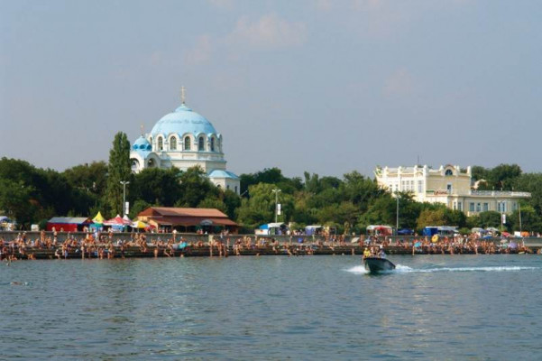 Евпатория - популярный курорт для отдыха