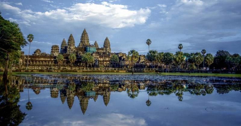 Экскурсия в Камбоджу с Ко Чанга