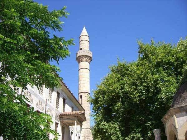 Обзорная экскурсия по городу Кос