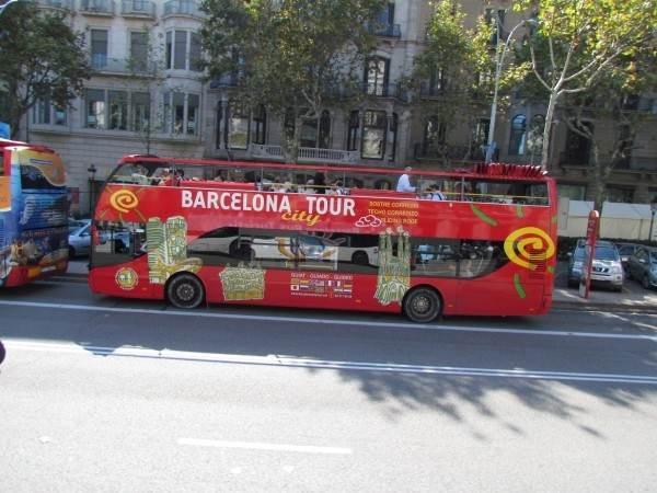 Обзорная экскурсия по Барселоне на автобусе