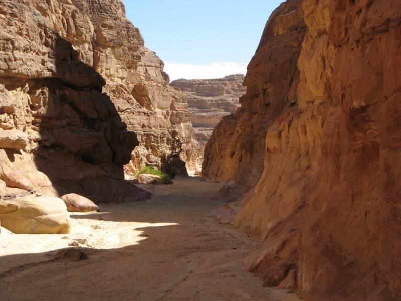 Цветной каньон - экскурсия