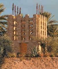 Крокодиловая ферма и Мензель «Djerba Heritage»