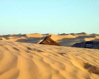 Экскурсия в Сахару (1 или 2 дня)