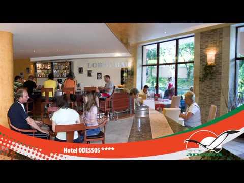 Обзор отеля - ODESSOS Park Hotel