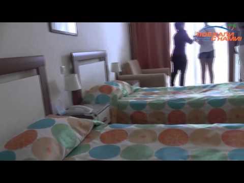 обзор отеля -Hotel Laguna Mare 3*