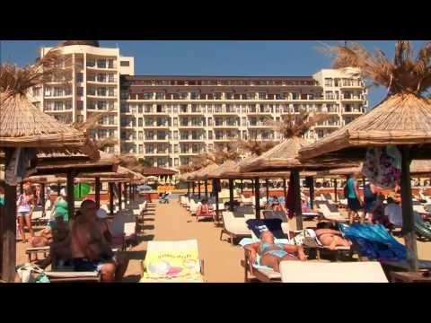 Обзор отеля - Admiral 5★ Bulgaria Golden Sands Hotel