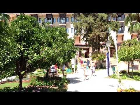 Отель Club Hotel Phaselis Rose 5* - Tekirova Antalya 2013