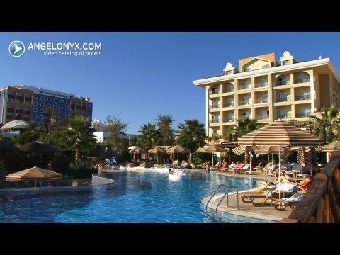 Adalya Resort & Spa 5★ Hotel Side Turkey
