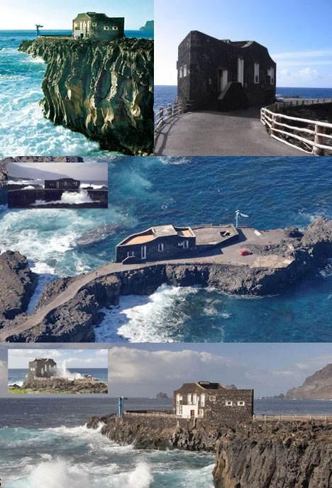 Самый маленький отель в мире Punta Grande