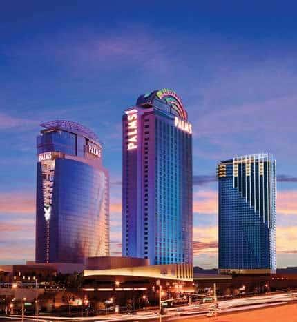 Самый дорогой отель в мире Palms Casino Resort