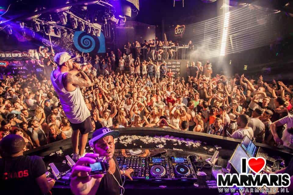 Ночной клуб в Мармарисе