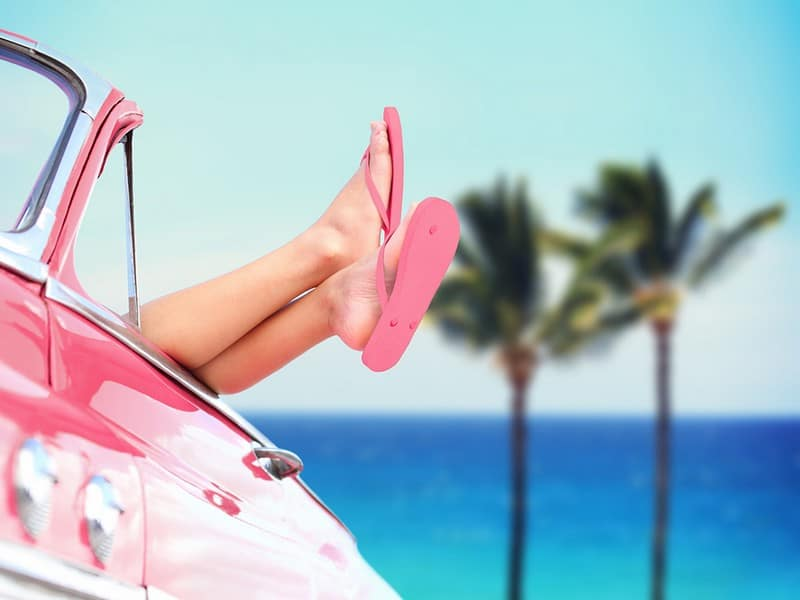 Отпуск без проблем