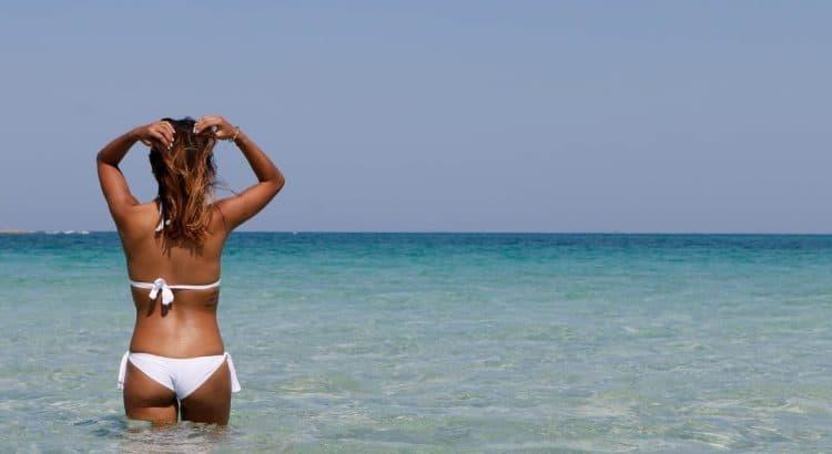 Пустыные пляжи Туниса
