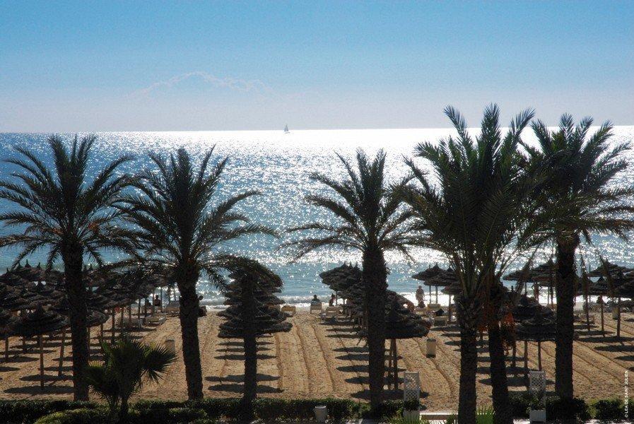 Пляж Хаммамета