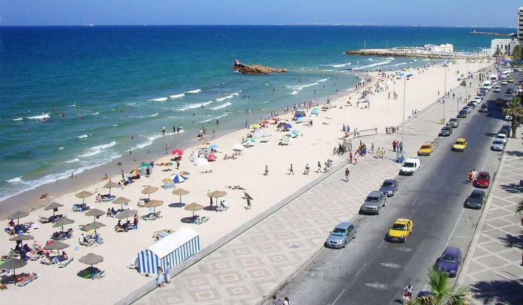 Пляж Сусса