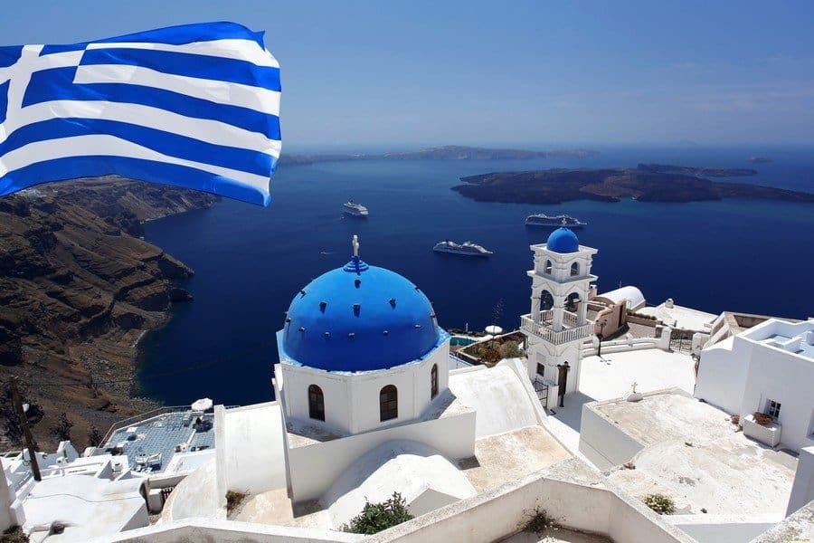 Сезоны в Греции