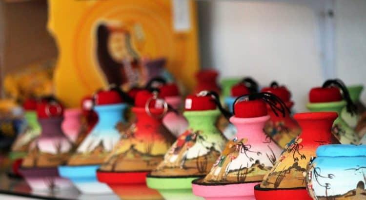 Сувениры Туниса