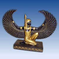 Сувенир из Египта: Статуетка богини из Египта